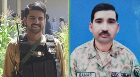 Four army personnel martyred during operation in North Waziristan