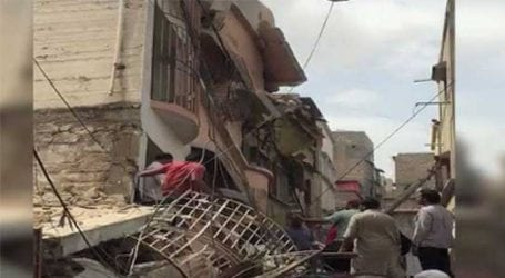 Death toll in Karachi building collapse jumps to 18