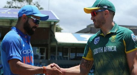 South Africa to go ahead with India tour after virus risk assessment