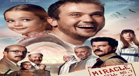 Turkish film 'Miracle in Cell No 7' set to release on Mar 13