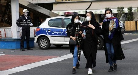 Nearly 10% of Iranian lawmakers infected with coronavirus