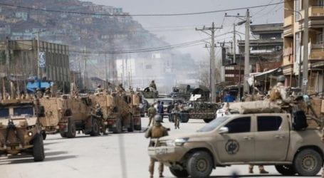 25 killed as gunmen storm Sikh temple in Kabul