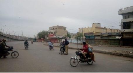 Coronavirus: Routine activities remain suspended in Karachi lockdown