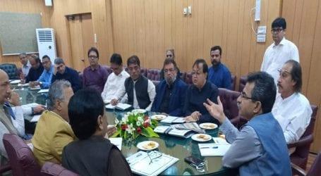 Sindh LG Secretary reviews progress on 'rabies free programme'