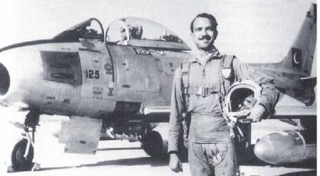 Nation remembers 1965 war hero MM Alam on his 7th death anniversary