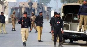 Police arrest 23 suspects including proclaimed offender in Swabi
