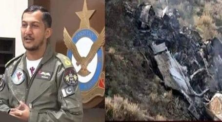 PAF F-16 jet crashes near Islamabad, pilot martyred