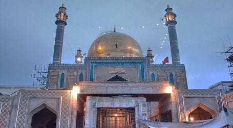 Coronavirus: Qalandar's shrine closed in Sehwan for public