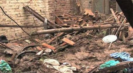 At least 11 dead, 22 injured in rain-related incidents in KP
