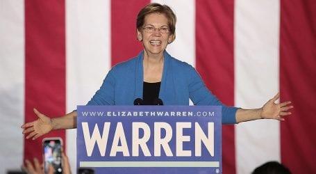Elizabeth Warren ends her US presidential campaign