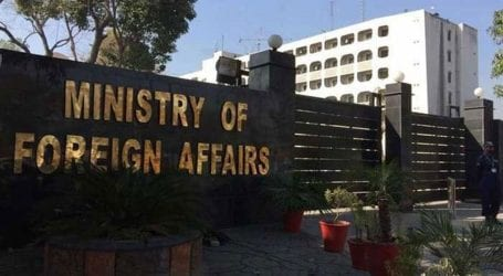 FO summons Indian diplomat to protest ceasefire violations