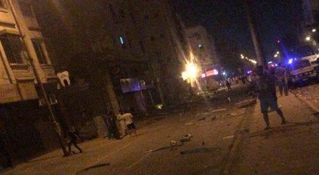 Two injured in cylinder blast at Karachi's bakery