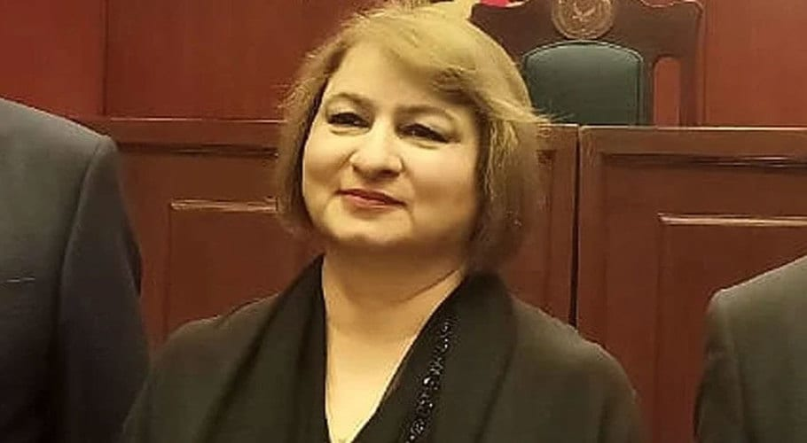 Federal govt removes Nausheen Javed as FBR Chief