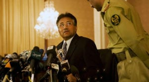 General Pervez Musharraf: from military coup to death sentence