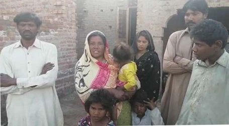 DPO takes notice of maid's suspected rape and murder in Gujrat
