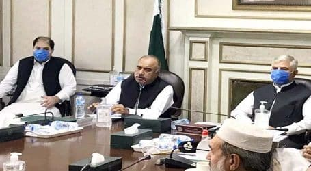 KP governor proposes 8-member Ulema committee on COVID-19 situation