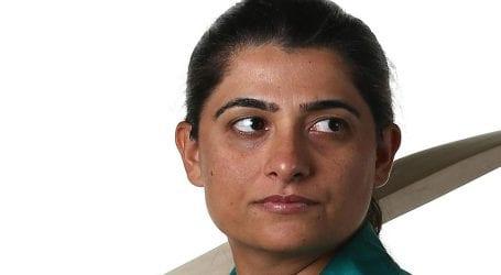 Former captain Sana Mir retires from international cricket
