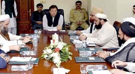 Ulema delegation assures PM of cooperation during lockdown