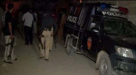 Cop killed during police encounter with criminals in Sujawal