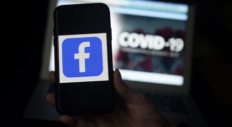 Facebook launches first COVID-19 data maps in US