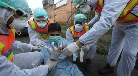 Confirmed coronavirus cases reach 22,500 in Pakistan