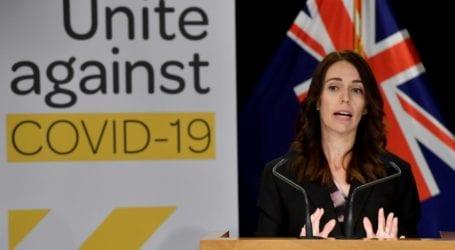 New Zealand PM takes pay cut as coronavirus hits economy