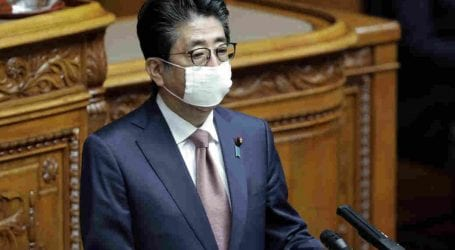 Japanese PM to declare emergerncy amid rising coronavirus cases