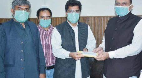 COVID-19: Future Trust donates Rs1.5 million to ICCBS
