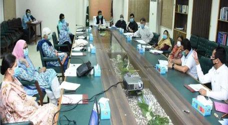 KU discusses progress on conducting online classes