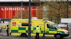 UK passes 'terrible' milestone of 20,000 coronavirus hospital deaths