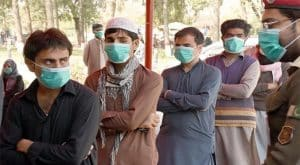Commissioner Karachi makes face masks mandatory before going out