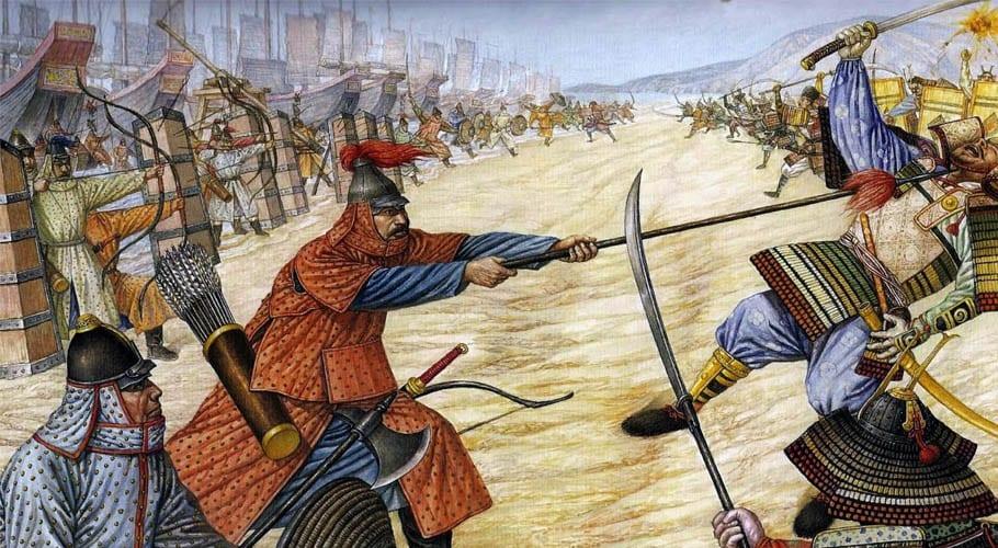 A short history of Mongol Empire
