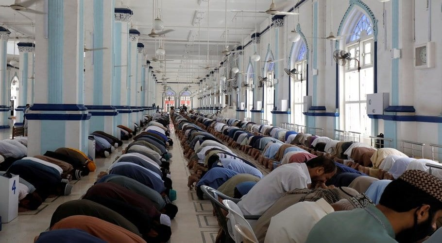 Mosques becoming major source of virus transmission: PIMA