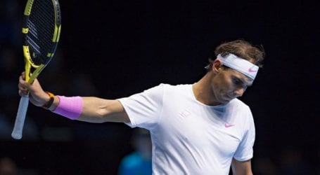 Defending champion Nadal rules out playing US Open