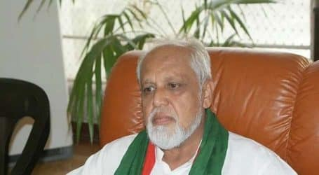 PTI's MNA Najeeb Haroon resigns from his seat