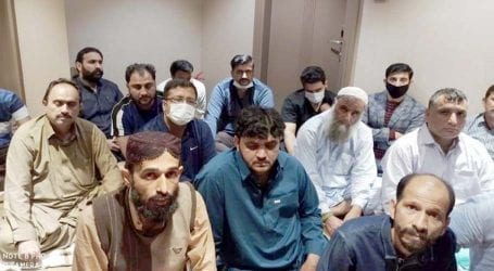 194 Pakistanis stranded in Turkey reach Islamabad
