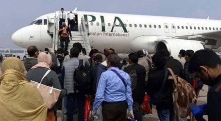 250 Pakistanis stranded in Australia reach Islamabad