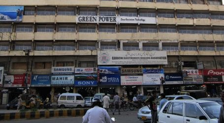 Traders stopped from online business activities in Karachi