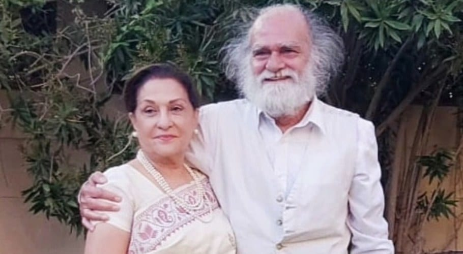 Renowned actors Samina Ahmed, Manzar Sehbai tie the knot