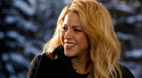 Shakira completes ancient philosophy course during lockdown