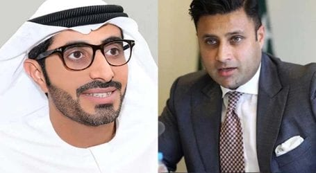 COVID-19: UAE appreciates Zulfi Bokhari for repatriating stranded Pakistanis