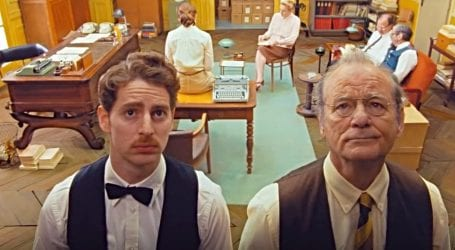 Wes Anderson's film 'French Dispatch' delayed till October