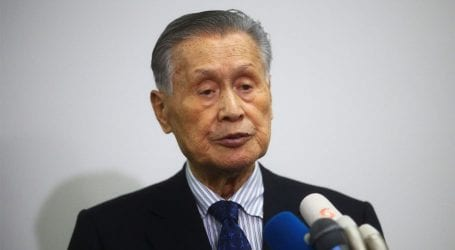 Olympics will be cancelled if COVID-19 not over: Yoshiro Mori