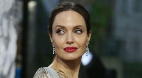 Angelina Jolie plans on moving to UK