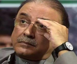 Zardari, Talpur's indictment deferred in money laundering case