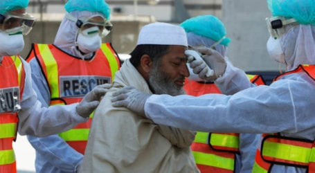 COIVID-19: Pakistan records over 3,000 cases in past 24 hours