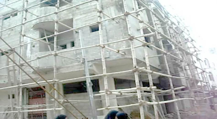 New Karachi becomes new hub of illegal constructions
