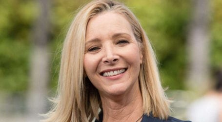 Can't wait for 'Friends' reunion: Lisa Kudrow