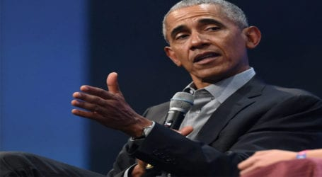 Obama calls Trump's handling of COVID-19 epidemic a 'chaotic disaster'