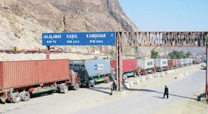 Pakistan has closed the Torkham Border with Afghanistan.